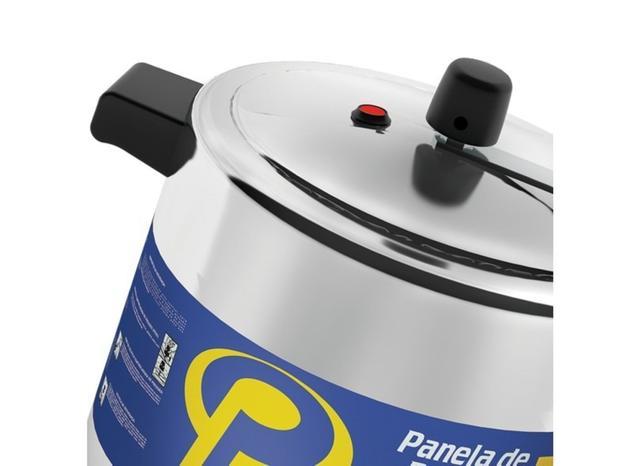 Imagem de Panela de Pressão Polida 4,5 litros - Panelux