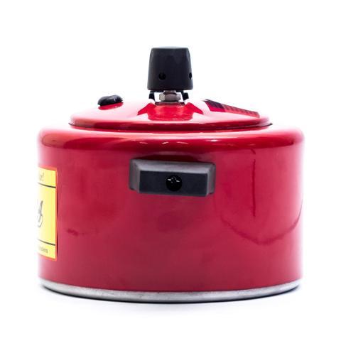 Imagem de Panela de pressão vermelha 02,5 litros lares