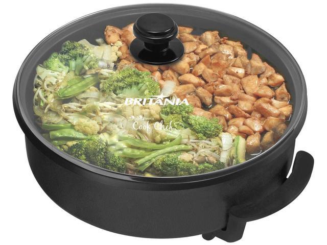 Imagem de Panela Elétrica Britânia Cook Chef