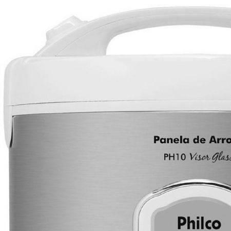 52405150c Imagem de Panela Elétrica de Arroz Philco PH5 Visor Glass
