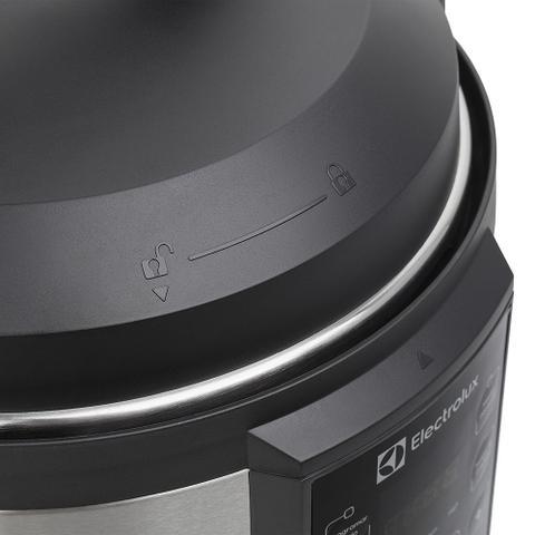 Imagem de Panela Elétrica de Pressão Electrolux PCC20 Inox 6 Litros - 220V