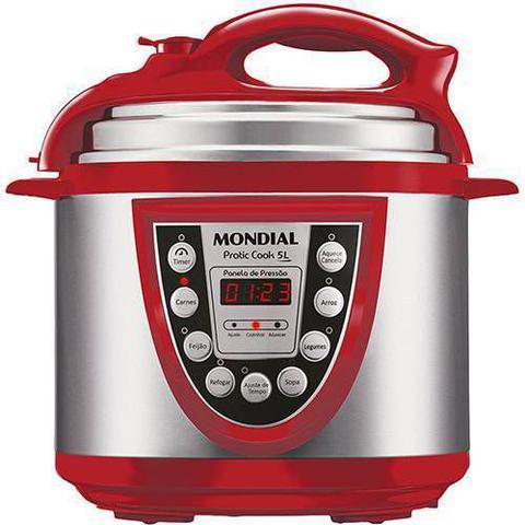 Imagem de Panela Elétrica De Pressão Mondial Pratic Cook