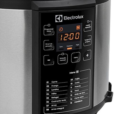 Imagem de Panela Elétrica De Pressão Pcc20 Electrolux 6l