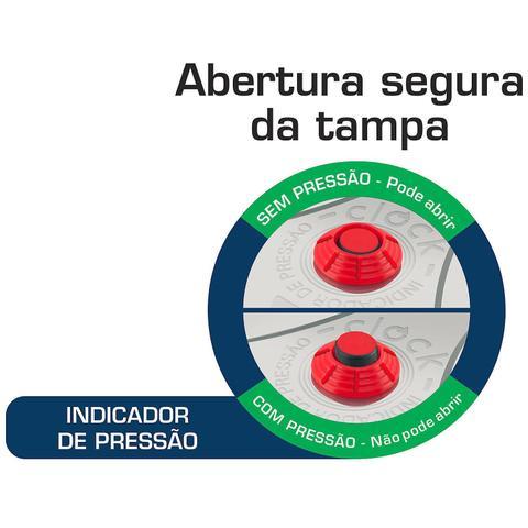 Imagem de Panela Pressão Clock Polido 4,5L
