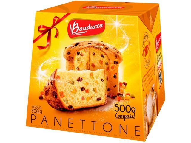 Imagem de Panetone Bauducco Tradicional