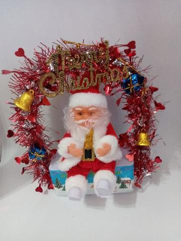 Imagem de Papai Noel que Canta e Dança