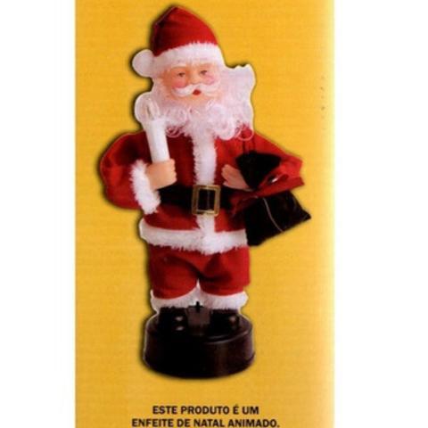 Imagem de Papai Noel Vela Musical 1001  Wincy