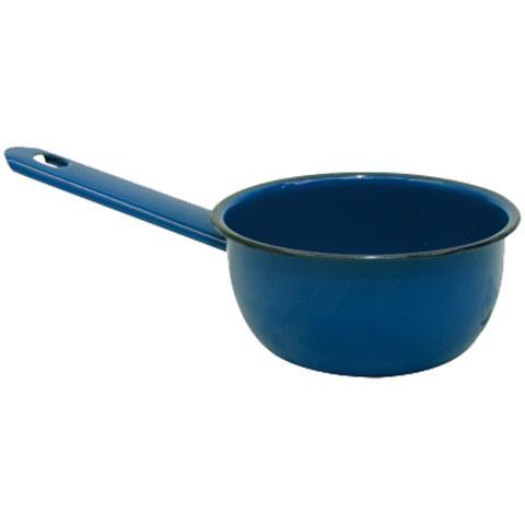 Imagem de Papeiro Esmaltado Azul Metallouça