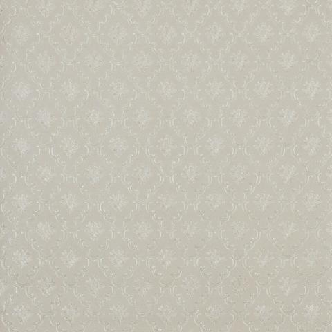 Imagem de Papel de Parede Importado Vinílico Lavável Mini Damask Marrom com Dourado