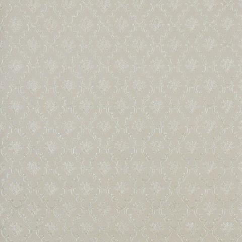 Imagem de Papel de Parede Vinílico Coleção Paris Mini Damask Marrom, Dourado