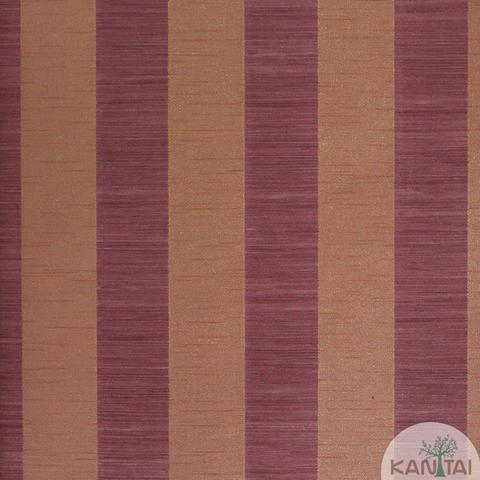 Imagem de Papel de parede  vinilico lavável coleção space ii listras vermelho, marrom dourado leve brilho