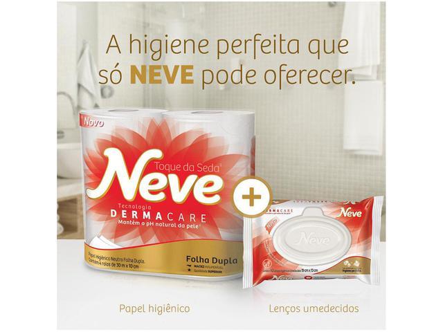 Imagem de Papel Higiênico Folha Dupla Neve