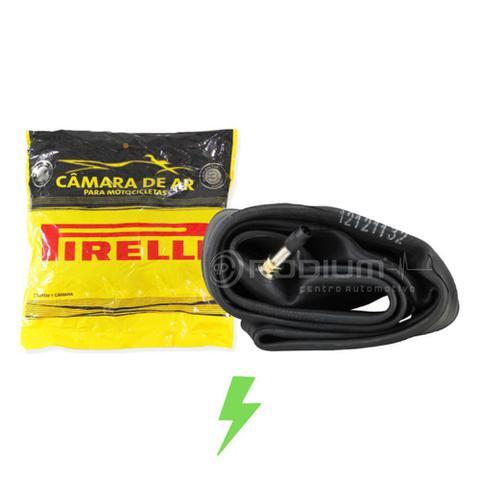 Imagem de Par De Câmara De Ar Pirelli Mh-17 + Mh-14 P/ Pneu Honda Biz