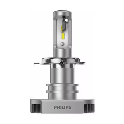 Imagem de Par de lâmpada philips led philips h4 11342ulwx2