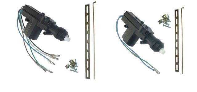 Imagem de Par De Motores De Trava Elétrica Universal Reposição