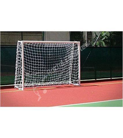 Imagem de Par de Rede de Futsal Oficial Fio 2 Reforçado - Matrix