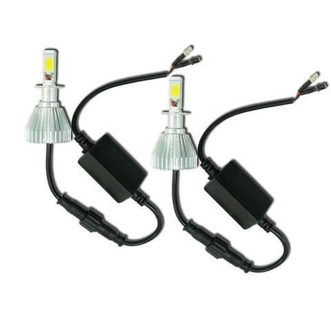 Imagem de Par Lâmpada Super Led Headlight H3 32W 3200 Lumens 6000K