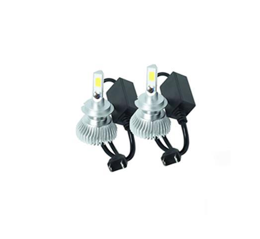 Imagem de Par Lâmpada Super Led Headlight H7 32W 3200 Lumens 6000K - Doorbem
