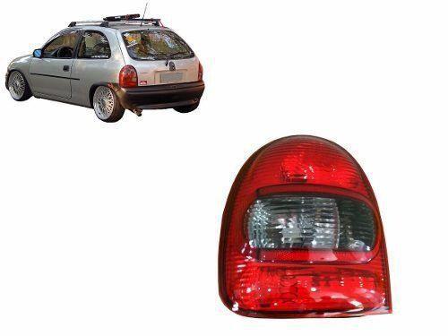 Imagem de Par Lanterna Traseira Corsa Wind 1995 1996 1997 1998 1999 Bolha Fumê