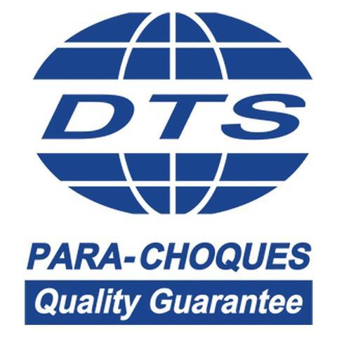 Imagem de Parachoque Dianteiro Fiat Palio 2009 a 2016 Preto Liso Dts