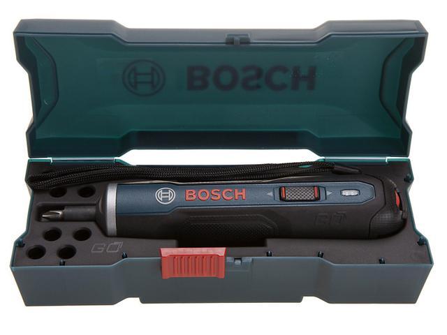 Imagem de Parafusadeira Bosch GO a Bateria 3,6V