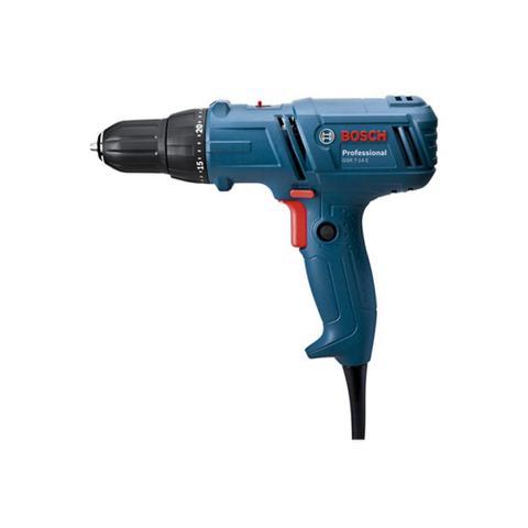 Imagem de Parafusadeira E Furadeira 400w 110v Gsr 7-14 E Professional Azul E Preta