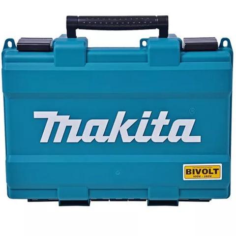 Imagem de Parafusadeira E Furadeira De Impacto A Bateria 18V - Makita Dhp482sy