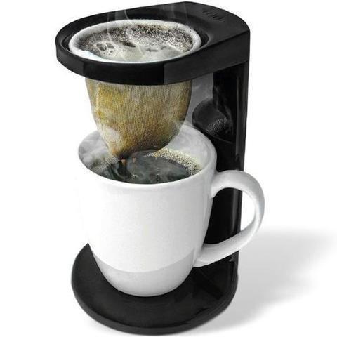 Imagem de Passador de Café Individual - Preto