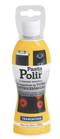 Imagem de Pasta de limpeza para superfícies de Vidro e Vitrocerâmicas 200 g Tramontina