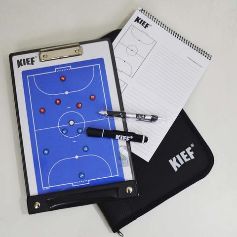 5fd9f6b7f0 Pasta Top E Prancheta Tática Magnética Futsal - Kief - Prancheta ...