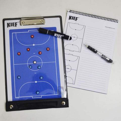 f90a0edecc Pasta Top E Prancheta Tática Magnética Futsal - Kief - Prancheta ...