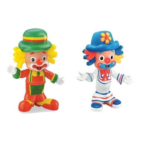 Imagem de Patati Patata - Kit 2 Bonecos Em Vinil - Líder Brinquedos