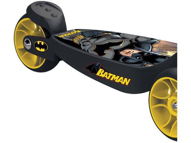Imagem de Patinete 3 Rodas Batman Kid Skatenet