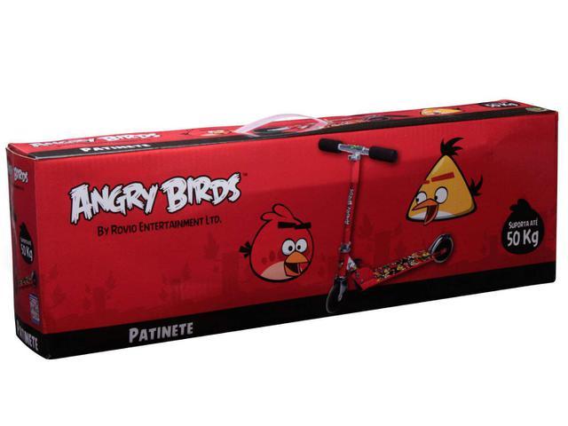 Imagem de Patinete Angry Birds