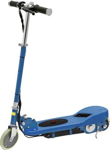 Imagem de Patinete elétrico 72x17x26cm 70kg bivolt azul - Bel Sports