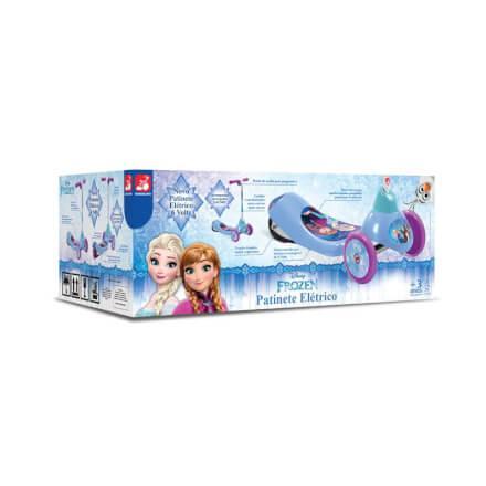 Imagem de Patinete Elétrico Frozen Disney Bandeirante