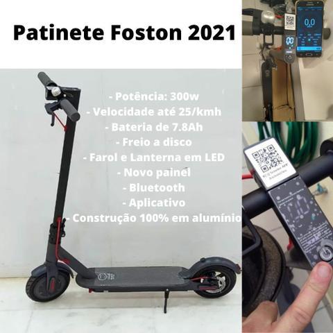 Imagem de Patinete Foston S08 2021 Com Aplicativo