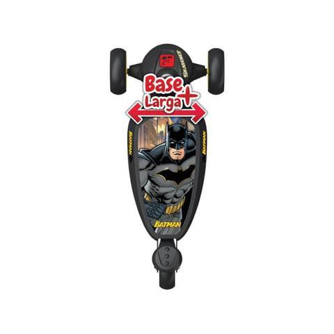 Imagem de Patinete Infantil 3 Rodas Skatenet Batman Bandeirante