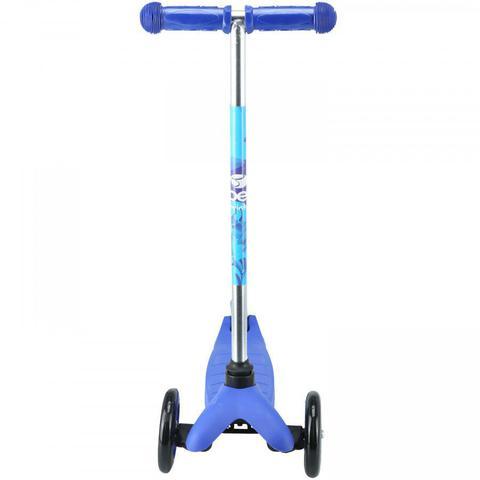 Imagem de Patinete Infantil Sport Twist 3 Rodas Azul Freio Estabilidade