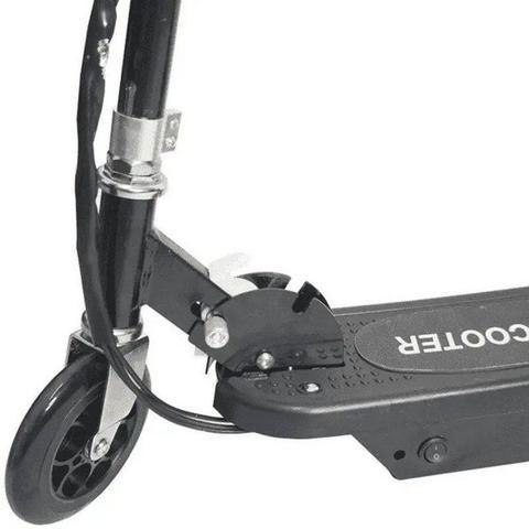 Imagem de Patinete Motorizado Elétrico Scooter Dobrável Autonomia 8km
