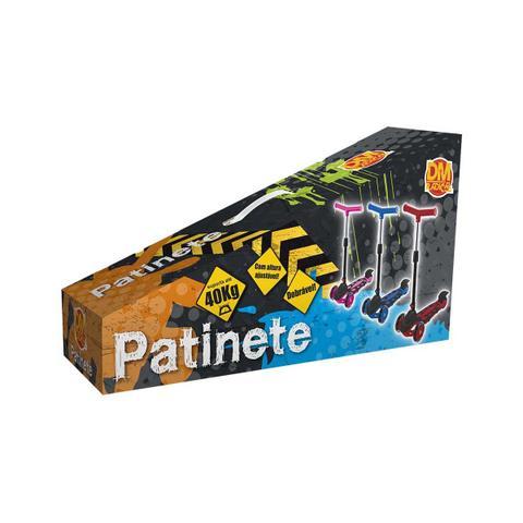 Imagem de Patinete Radical Power Trinete 3 Rodas Dobrável Até 40kg