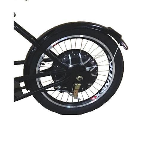 Imagem de Patinete Scooter Elétrico motor de 800W 48V 15Ah Alarme e Farol Preto