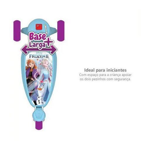 Imagem de Patinete Skatenet Frozen Disney - Bandeirante