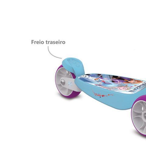 Imagem de Patinete Skatenet Kid Frozen II 3096 Bandeirante