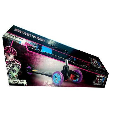 Imagem de Patinete Tri Wheels Monster High 8994 - Astro Toys