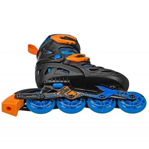 Imagem de Patins Infantil Inline Roller Derby Tracer Boy Ajustável
