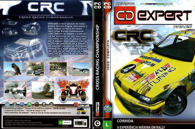 Imagem de PC CD Expert CRC Cross Racing Corrida