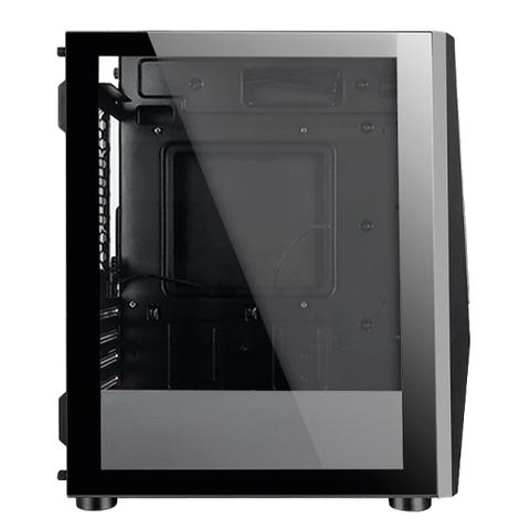 Imagem de PC Gamer AMD Ryzen 3 (Placa de vídeo Radeon VEGA 8) 8GB DDR4 SSD 120GB HD 1TB 500W Skill Cool
