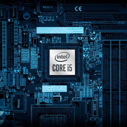 Imagem de PC Gamer Completo Intel Core i5 8GB HD 500GB Geforce GT 1030 2GB Monitor HDMI LED 19.5