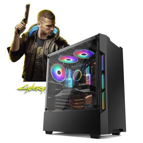 Desktop Neologic Gamer Nli81749 I7-9700k 3.60ghz 8gb 1tb Geforce Gtx 1660 Windows 10 Pro Sem Monitor